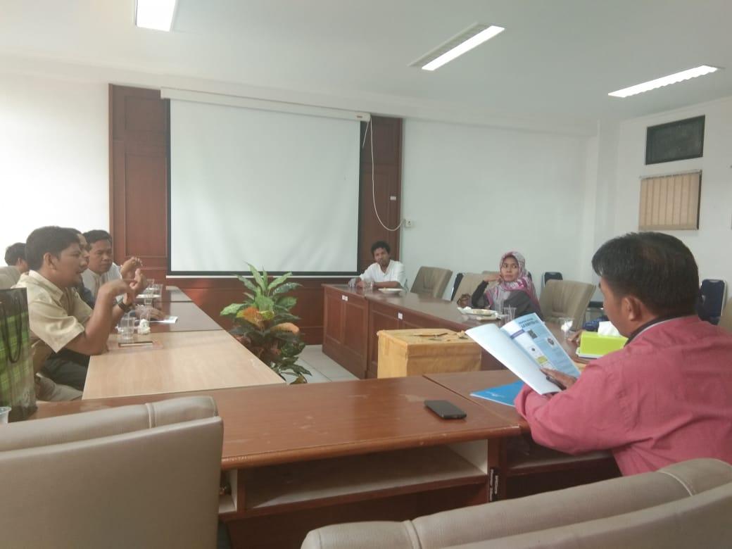 Rapat Koordinasi Pimpinan FAH